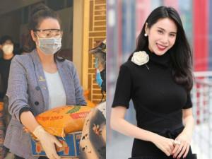 Thái độ cực gắt của Nhật Kim Anh khi bị nói ăn chặn từ thiện, mỉa mai giống Thuỷ Tiên