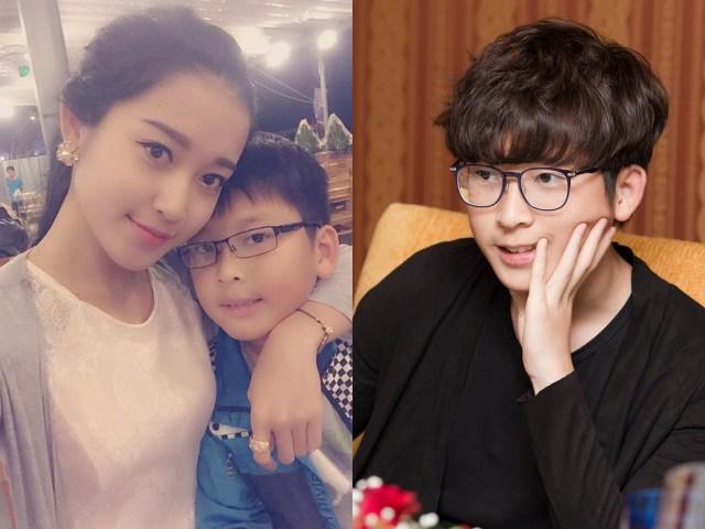 Em trai đeo kính của Á hậu Huyền My 18 tuổi mặt như mỹ nam Hàn, lại còn học giỏi