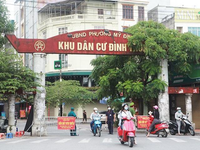 Các hành vi vi phạm phòng chống dịch ở Hà Nội bị phạt tiền, phạt tù