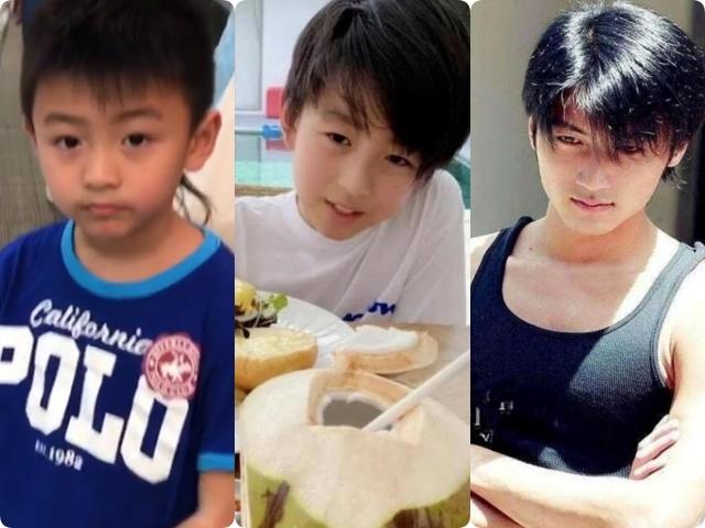 Con thứ Trương Bá Chi: Đẹp trai từ bé, càng lớn càng nổi, chiếm cả spotlight của mẹ đẻ