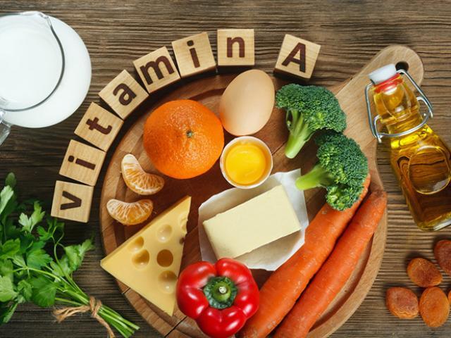 Tác dụng của vitamin A