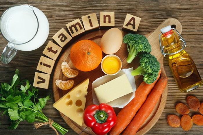 Tác dụng của vitamin A - 3