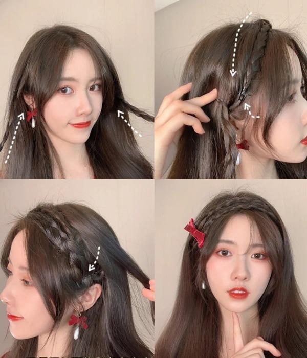 10 bí kíp tạo kiểu tóc siêu đẹp mà đơn giản ngay tại nhà