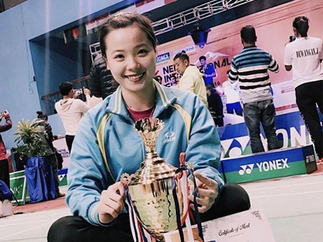 Hotgirl cầu lông Thùy Linh lập lỷ lục tại Olympic: Tài năng, xinh đẹp, mê cầu hơn kiếm người yêu