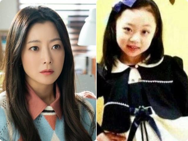 Đệ nhất mỹ nhân Hàn hiếm hoi nói về con gái sau lần cô bé bị chê xấu