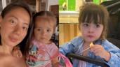 Bé gái Việt lai 5 dòng máu đẹp như thiên thần, mẹ là mỹ nhân 4 lần thi sắc đẹp