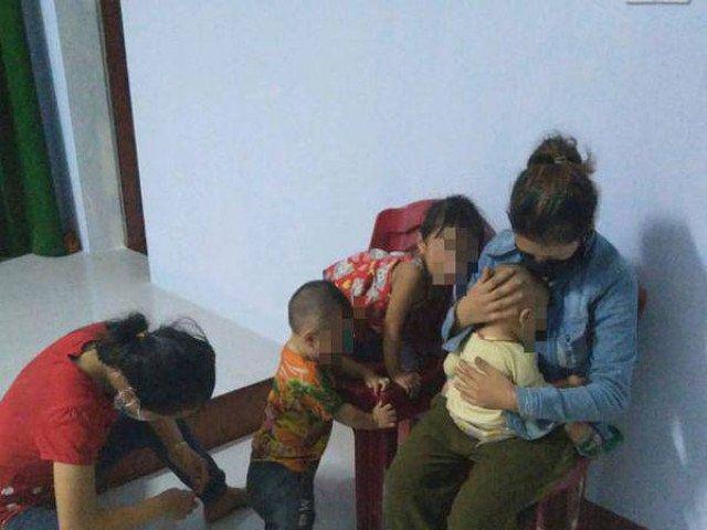 Tin mới vụ 2 chồng đi xe máy từ Bình Dương về Nghệ An quên vợ và 3 con nhỏ