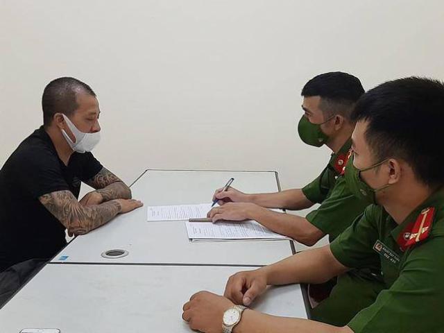 Vụ vợ chồng chống đối chốt kiểm soát dịch ở Hà Nội: Chồng từng có 4 tiền án, tiền sự