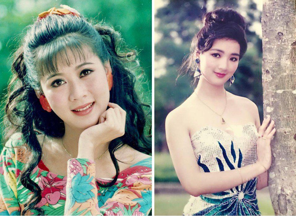 Đọ sắc thất đại mỹ nhân Nữ hoàng ảnh lịch thập niên cũ: Việt Trinh, Giáng My là huyền thoại