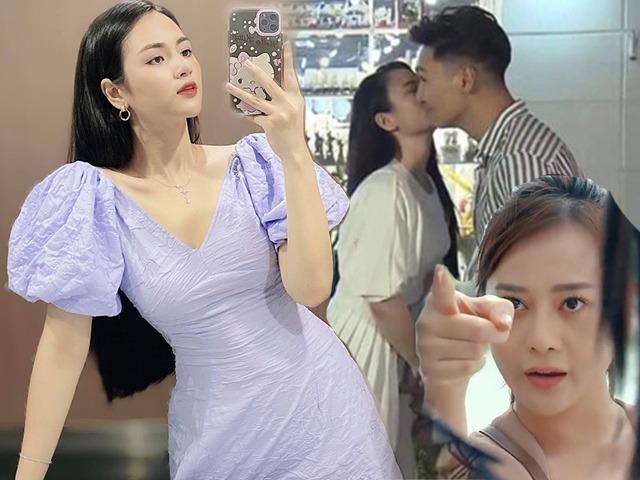 Tình địch của Phương Oanh trong Hương vị tình thân: chuộng style nai tơ, sốt hơn là khi nổi loạn