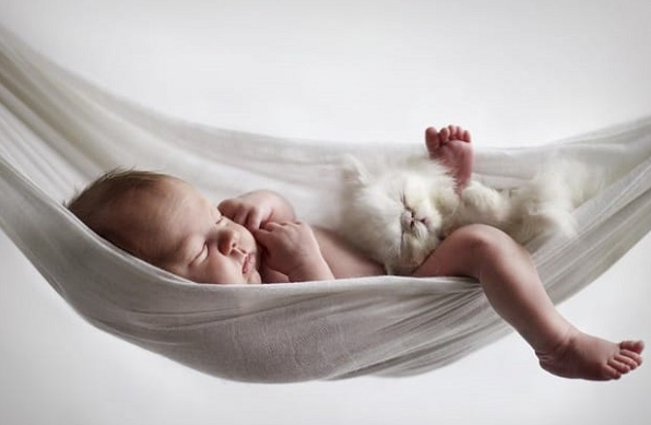 Có nên cho trẻ sơ sinh nằm võng? - 3
