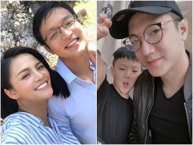Con trai DV Thu Quỳnh Hương Vị Tình Thân lớn lênkhông giống bố mà giống cậu ruột