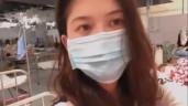 """Cô gái F0 trong bệnh viện dã chiến ở Thuận Kiều Plaza tiết lộ: """"Cơm ngon lành, wifi vù vù"""""""