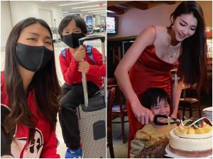 Sau 3 năm ly hôn chồng bác sĩ, Ngọc Quyên hạnh phúc khi con trai giờ thay đổi rất nhiều