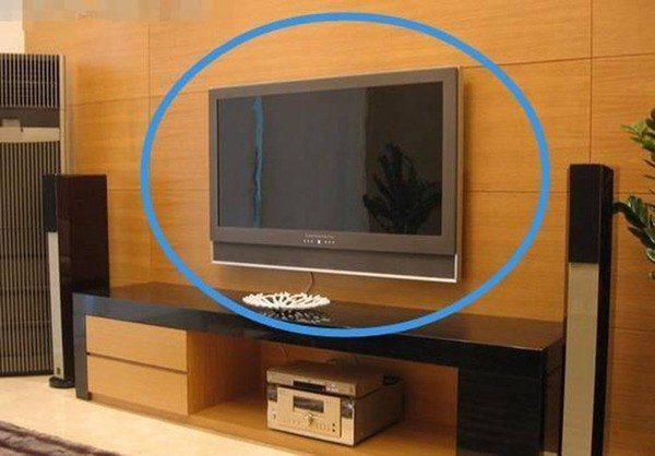 Tivi không thể đặt bừa, nhà nào cũng có nhưng thường làm sai - 3