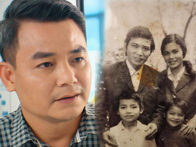 Tuổi thơ dữ dội của ông Khang Hương Vị Tình Thân: Cùng mẹ bám theo bố kiểm chứng lời đồn