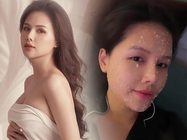 Con bú sữa không hết, Phanh Lee tận dụng làm mặt nạ: Phu nhân hào môn tiết kiệm như ai!