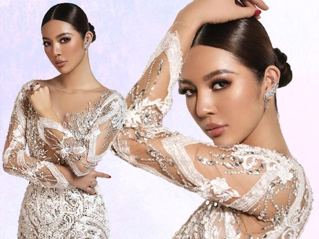 Vừa đăng ký Hoa hậu Hoàn vũ Việt Nam, nhan sắc gợi cảm của chân dài liền bị thắc mắc