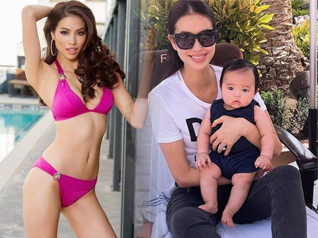Ở ẩn đã lâu, Phạm Hương tung ảnh diện bikini đẹp chuẩn beauty queen: Chuẩn bị trở lại đường đua?