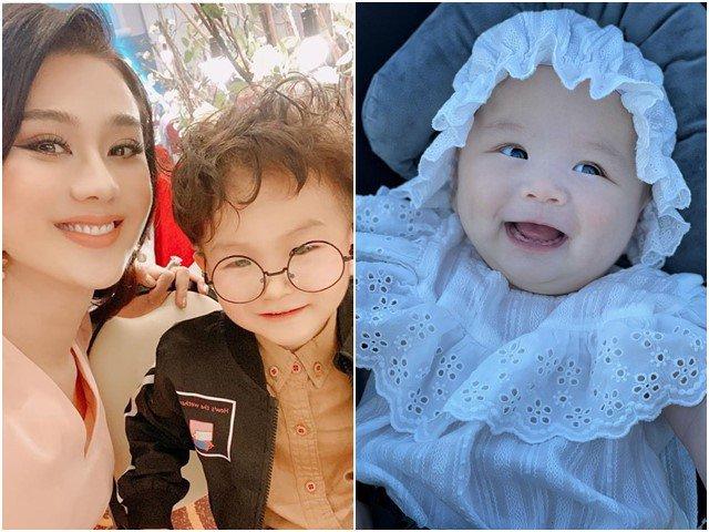 3 con sao Việt chào đời bằng phương pháp thụ tinh xinh thiên thần, nhất là bé gái giống Tây