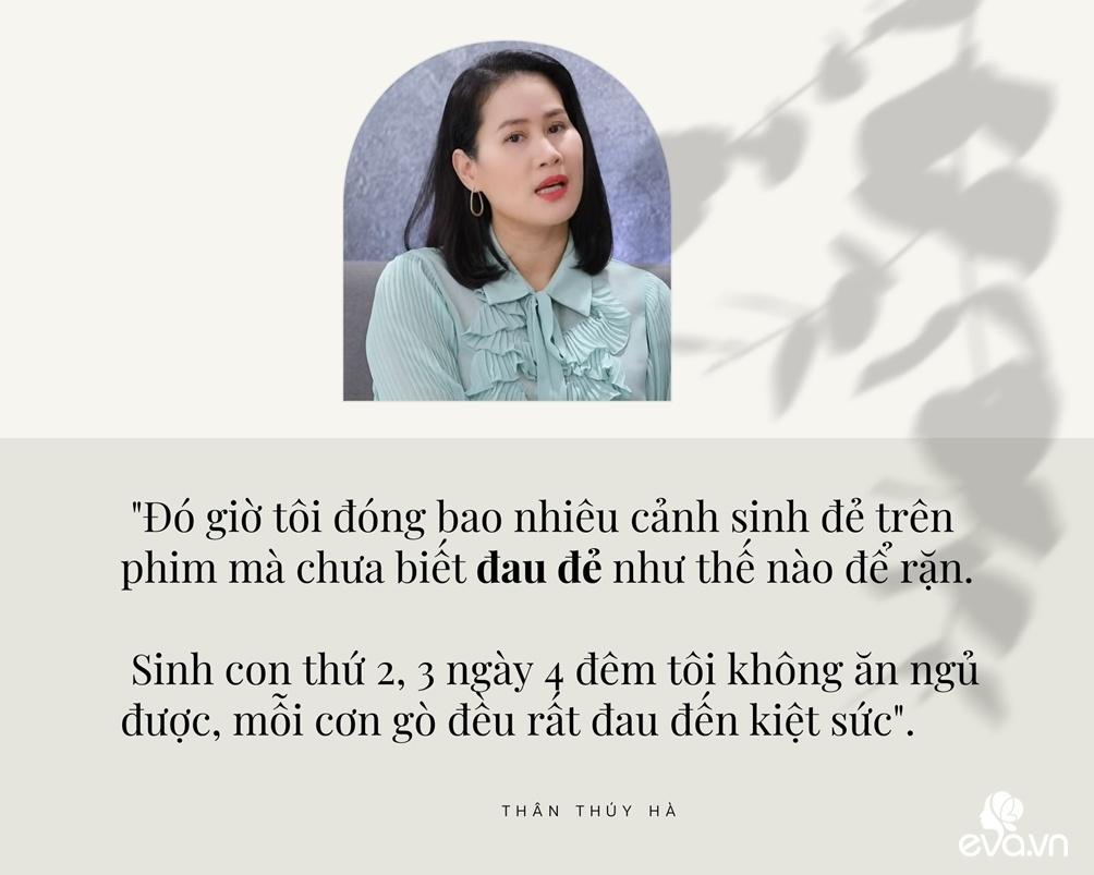 Đau gì như đau đẻ, mỹ nhân Việt người thấy như động đất cấp 10, người tưởng như bị giã - 1