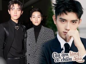 Chân dung thái tử Cbiz từng đè bẹp Song Joong Ki, bố mẹ quyền lực không ai dám động