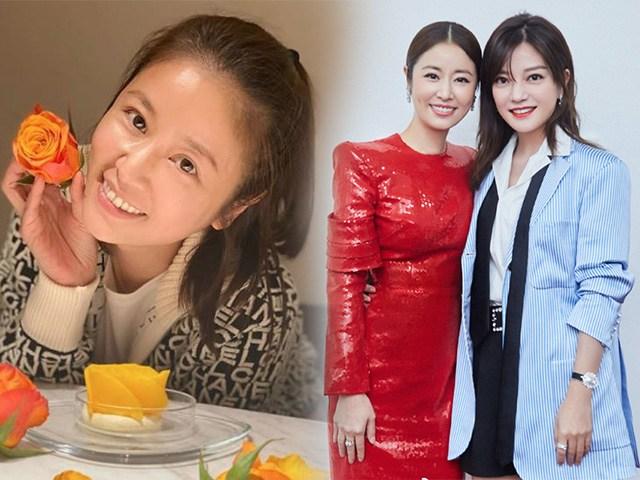 Trước bão scandal, Lâm Tâm Như vẫn ăn uống sang chảnh, thực đơn giữ dáng chuẩn Hoa hậu