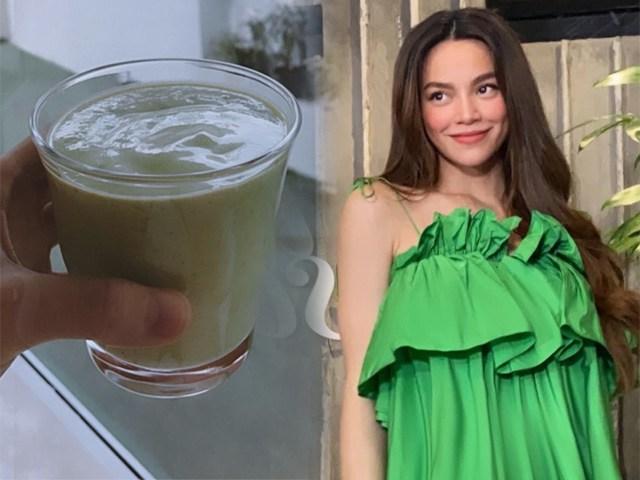 Hồ Ngọc Hà không ăn, chỉ uống thứ này mà vẫn sở hữu dáng chuẩn như gái 18