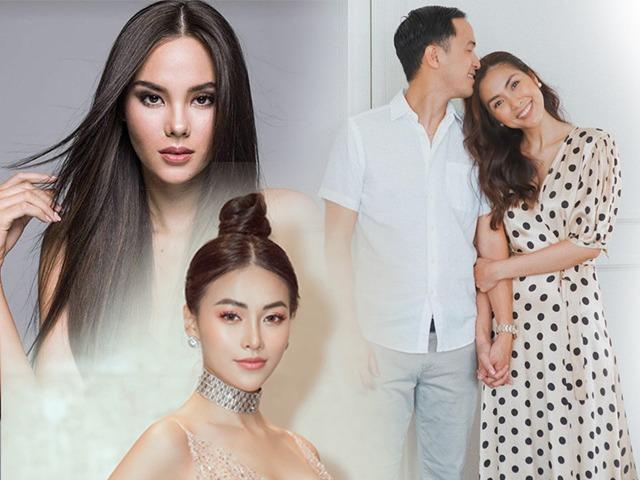 Nhan sắc 4 Hoa hậu chồng Hà Tăng follow trên MXH: Đẹp bất bại, tài sắc vẹn toàn