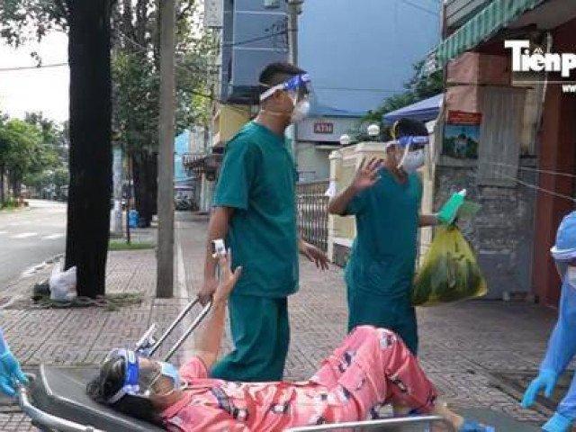 Tâm sự của tài xế chuyến xe 0 đồng chở bệnh nhân COVID-19 xuất viện về nhà