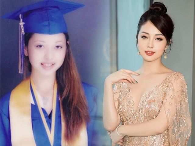 Thời học sinh không son phấn của hotmom: Jennifer Phạm chân phương, Đông Nhi sau sinh nhuận sắc