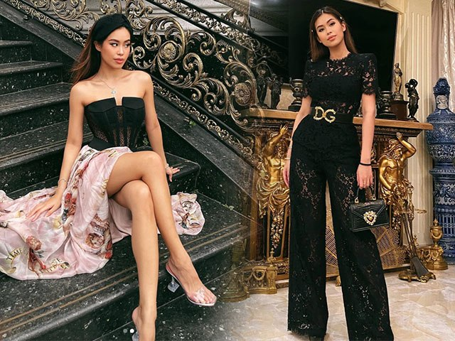 Cao chỉ 1,64m, ái nữ tỷ phú Việt lúc nào cũng trông như 1,7m nhờ đôi giày có như không