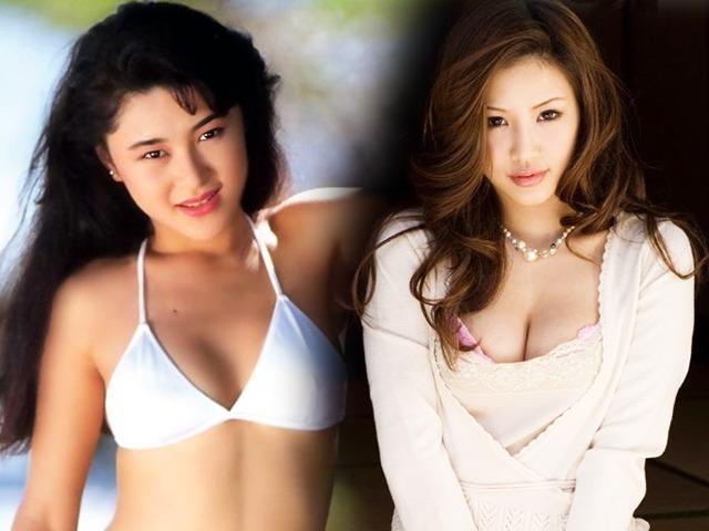 3 người đẹp Nhật từng càn quét phim 18+ Hồng Kông: Người bán mỹ phẩm, kẻ múa thoát y