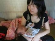 Bé gái 15 tuổi 2 năm mang bầu 3 lần, đẻ con ra gây hoang mang về bố đứa trẻ