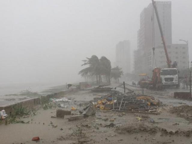 Diễn biến bão số 5: Lao thần tốc vào đất liền, những tỉnh nào bị ảnh hưởng trực tiếp?