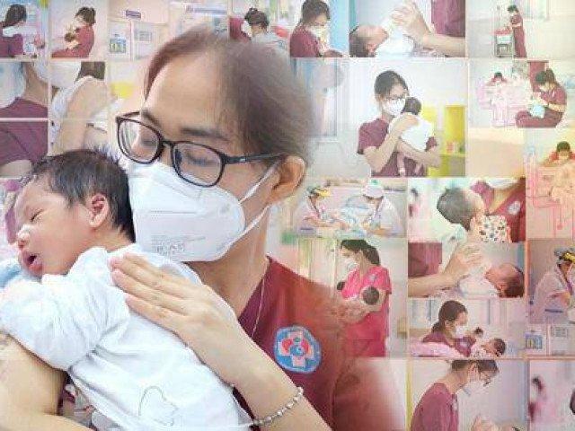 Câu chuyện về những người mẹ đặc biệt của trẻ sơ sinh trong dịch COVID-19