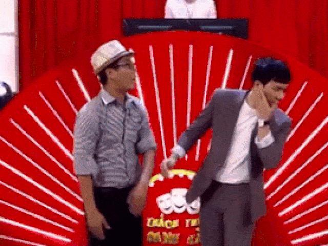 Trấn Thành bị khui lại clip thí sinh cho ăn tát nhiều lần ngay trên sân khấu