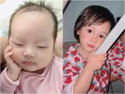 Uống thuốc tránh thai vẫn dính, 9X sinh con đầu hói mắt hí, 2 năm sau ai cũng khen