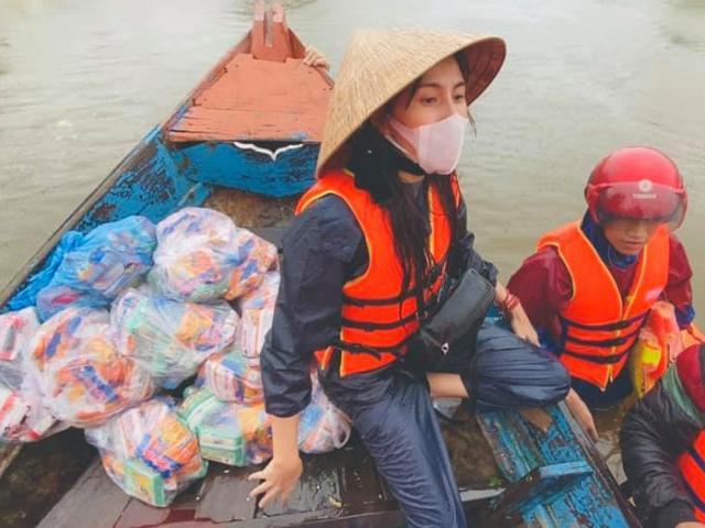 Những điểm bất thường trong giấy tờ từ thiện miền Trung của Thủy Tiên: Lãnh đạo địa phương lên tiếng