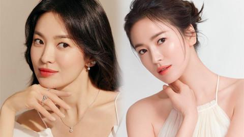 Làm đẹp - Song Hye Kyo chụp hình với trang sức tiền tỷ nào ngờ dung nhan át cả vàng bạc châu báu