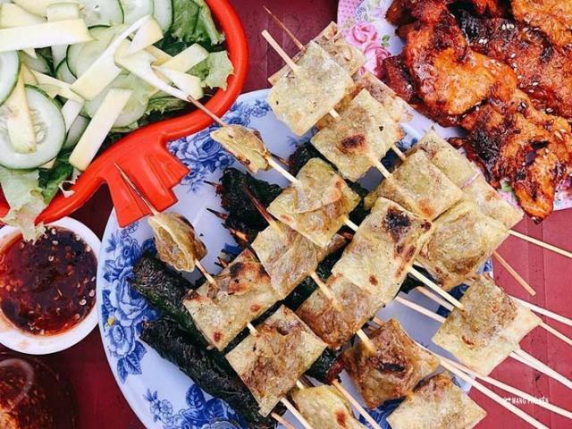 Một món đặc sản Phú Yên tên nghe lạ tai nhưng cực thơm ngon, giá rất rẻ chỉ 3.000 đồng