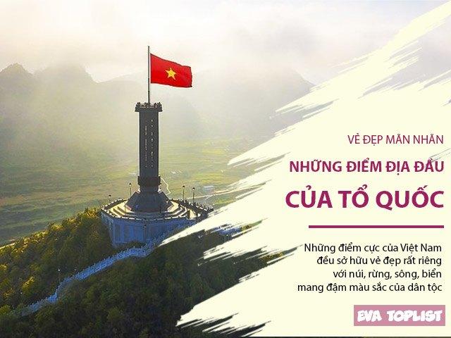 Khám phá vẻ đẹp mãn nhãn, đậm màu sắc Việt của những điểm địa đầu Tổ quốc