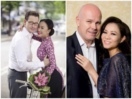 Sao Việt lận đận tình duyên, giờ lấy chồng Tây giàu, cuộc sống đáng mơ ước
