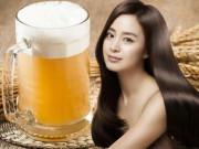 Làm đẹp - Dưỡng tóc sạch khỏe, suôn mềm không khó, vì đã có cách trị gàu bằng bia đơn giản tại nhà