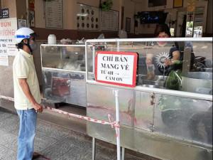 COVID-19 23/9: Lịch trình của người phụ nữ bán hàng ăn dương tính SARS-CoV-2, có đi chợ mua thịt
