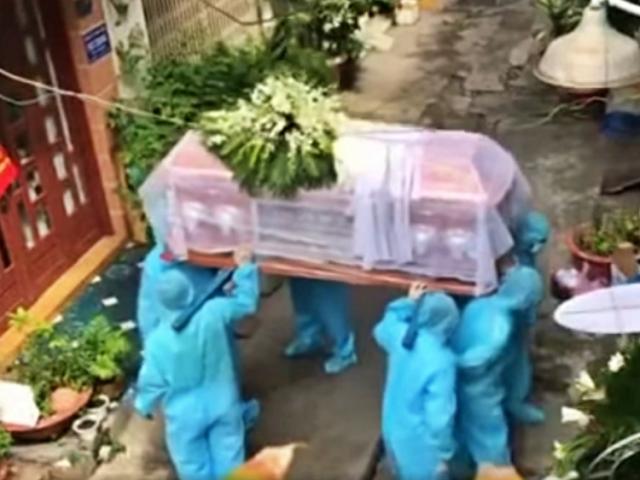 Tin tức 24h: Người đàn ông tử vong mới phát hiện mắc COVID-19 nhưng vẫn được tổ chức tang lễ