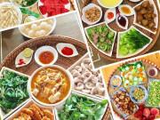 Bếp Eva - Những mâm cơm nhìn là muốn ăn ngay của mẹ đảm HN ghét sự qua quýt khi vào bếp