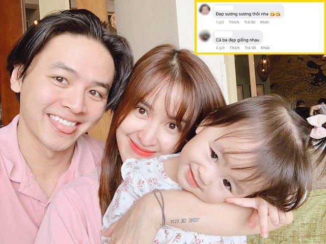 Sao Việt 24h: Gia đình đẹp đều của diễn viên Phía trước là bầu trời làm dân mạng xuýt xoa