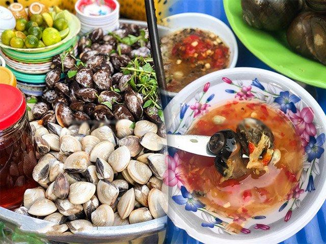 Có thể bạn chưa biết: 1 gánh ốc luộc luôn đông khách suốt 20 năm ở quận 1,Sài Gòn