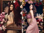 Lan Khuê khoe ảnh bầu, dân tình lại lôi bộ ảnh cũ của mỹ nhân đẹp nhất Philippines ra ngắm